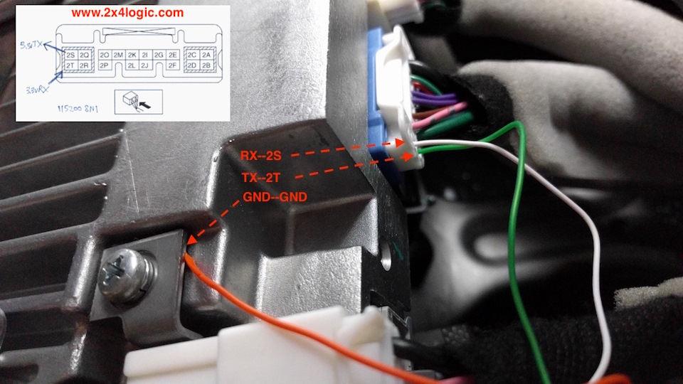 Bricked Mazda Infotainment